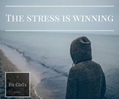 stress winning