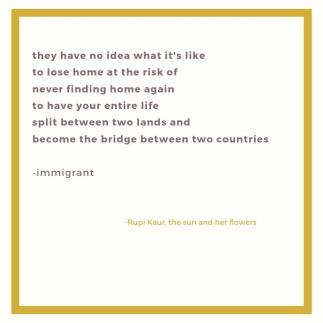 immigrant _Kaur