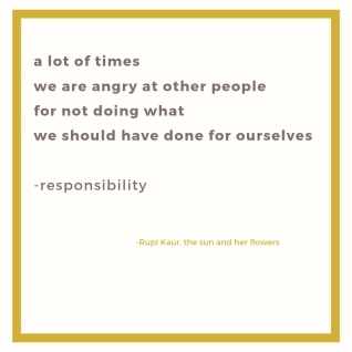 responsibility _Kaur